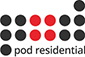 Pod Residential Logo